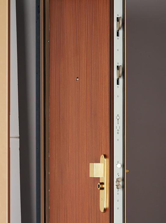 Porte blind e d 39 appartement bloc porte blind foxeo his marseille 13 - Porte d appartement ...